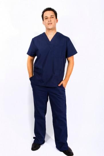 Unisex 3 Pocket Scrub Pants