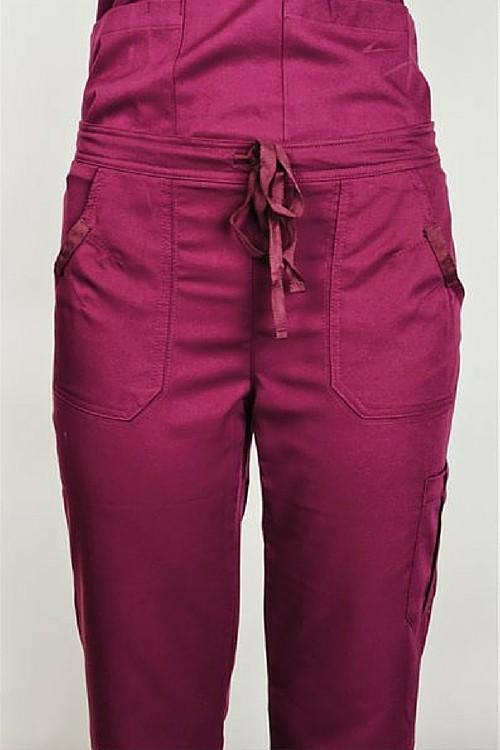90b5274685d Ultra Soft 4 Pocket Cargo Scrub Pants Box of 10   Wholesale Nurses ...