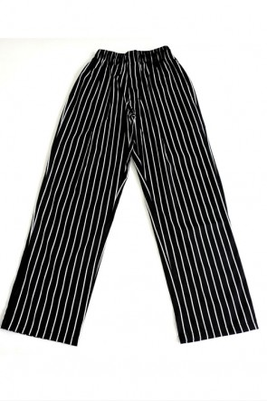 Chalkstripe Classic Chef Pants Culinary Chef Attire