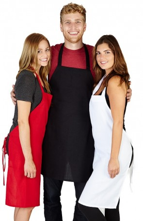 Commercial Strength Standard Bib Apron