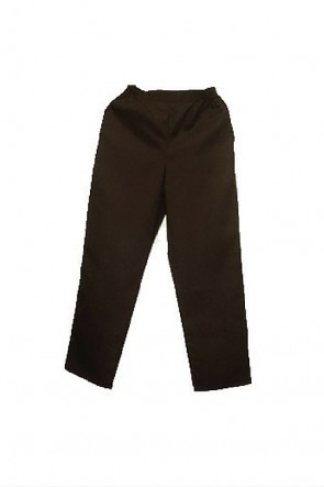 Elastic Boxer Scrub Pants