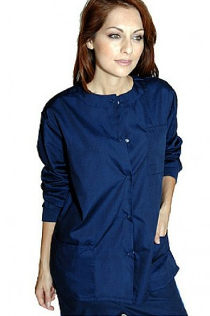 Unisex Medical Scrub Jacket